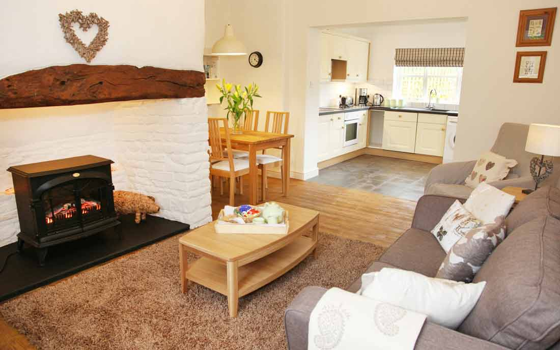 oak-apple cottage - birchill farm and cottages devon