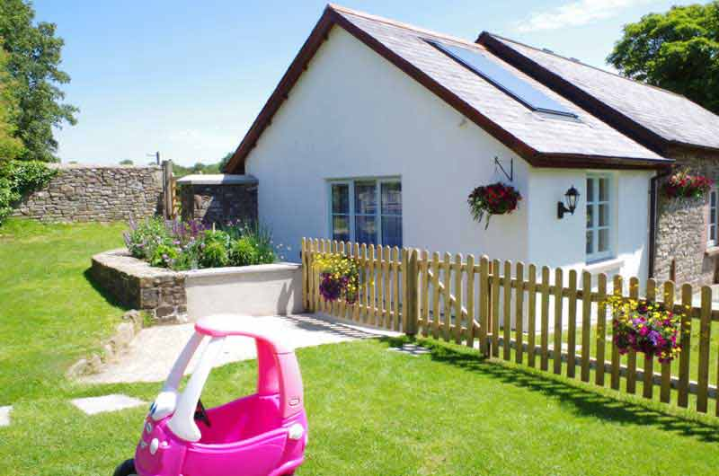 Willow Cottage - Birchill farm and Cottages - Langree - Devon Cottages