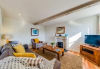 Oak Apple living room   Birchill Farm Cottages   Devon
